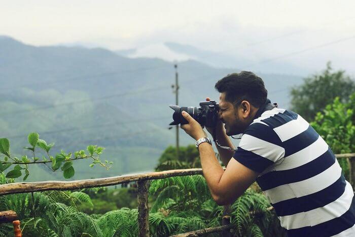 revan kerala blossom park photographing munnar