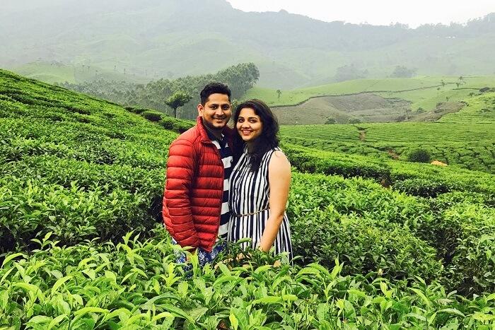 revan kerala blossom park munnar tea plantation