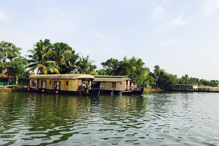 revan aarti kerala houseboat alleppey