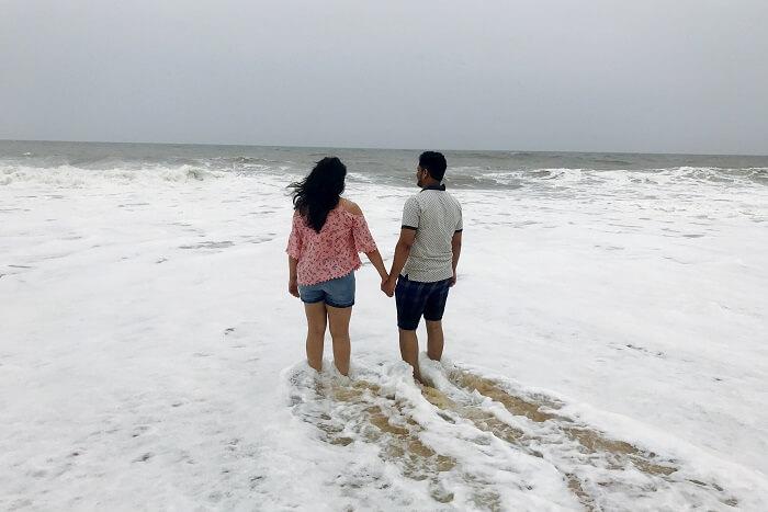 revan aarti kerala kovalam beach