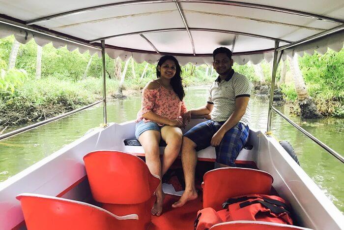 revan kerala boating mangrove