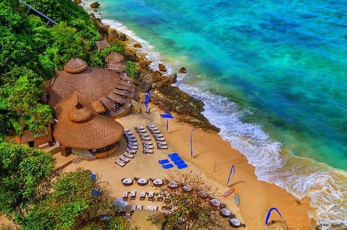 enjoy the lavish facilities of karma beach