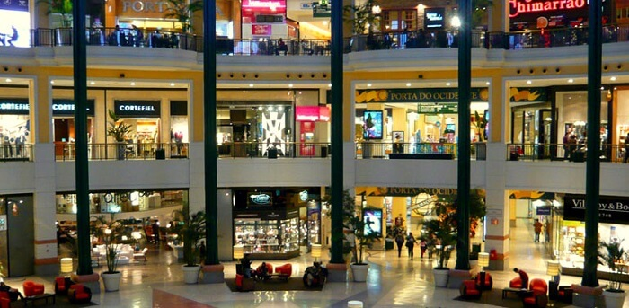 shopping malls in sri lanka