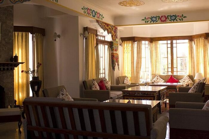 stay at Norbu Ghang Resort in Pelling