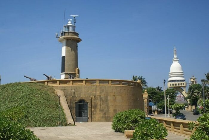 very famous lighthouse site