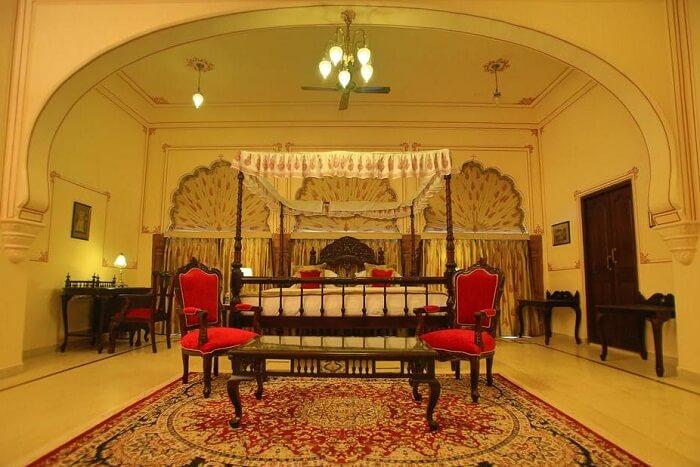Pratap Niwas Jodhpur suite