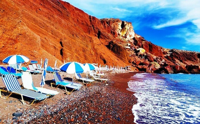Beaches in Santorini