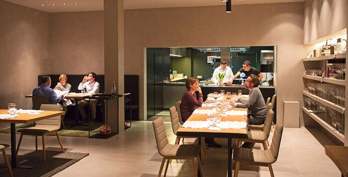 dine at Ricard Camarena Restaurant