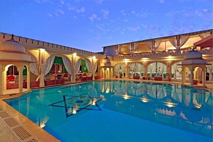 15 Best Resorts In Jodhpur Royal Abodes In The Blue City