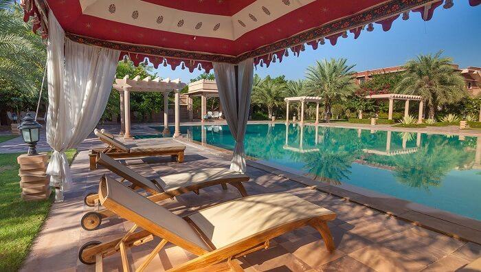 Samsara Resort Jodhpur pool