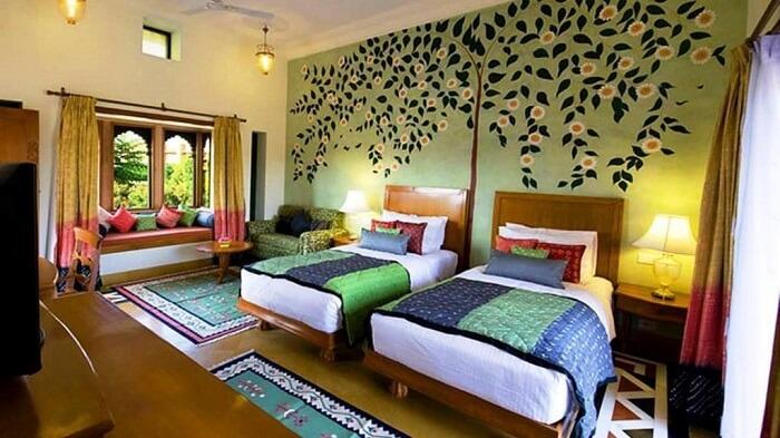 Samsara Resort Jodhpur room