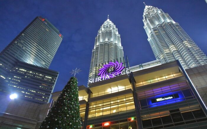 Suria KLCC in Petronas Tower