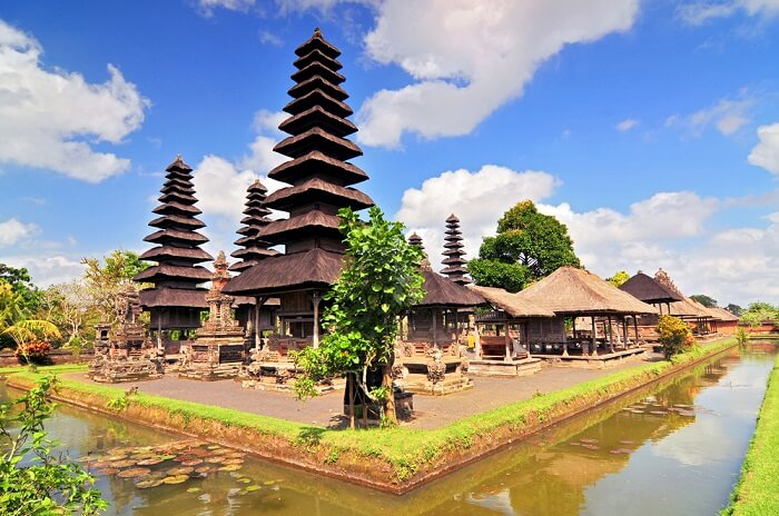 beautiful temples in bali