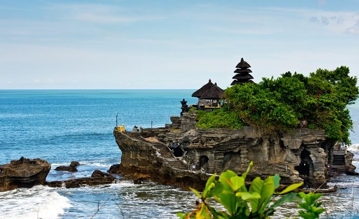 famous temples in bali