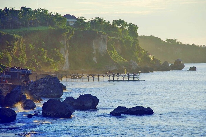 explore hidden realms of Tegal Wangi beach