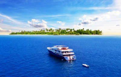 Cruise to Maldives