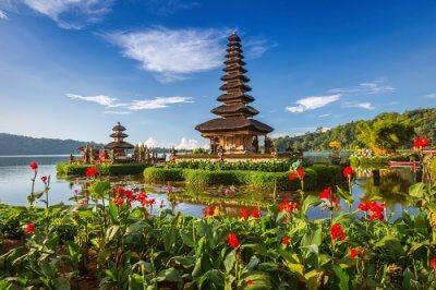 Ulun Danu Temple Bali