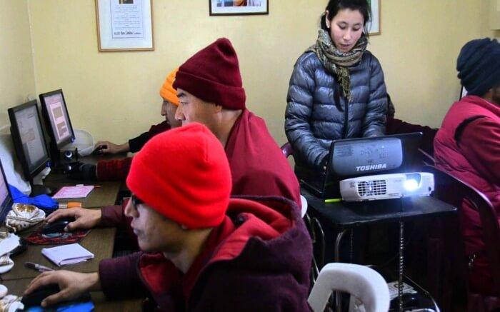 Volunteer tourism in Dharamshala