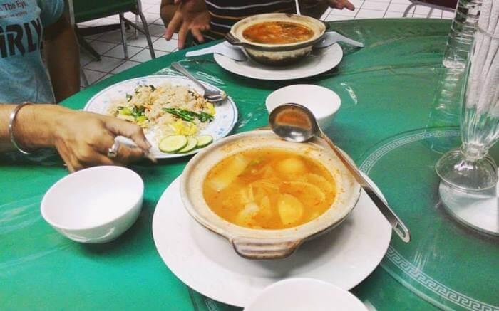 Xin An Vegetarian Cafe