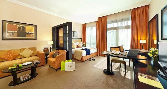 Al Manzel Hotel Apartments in abu dhabi