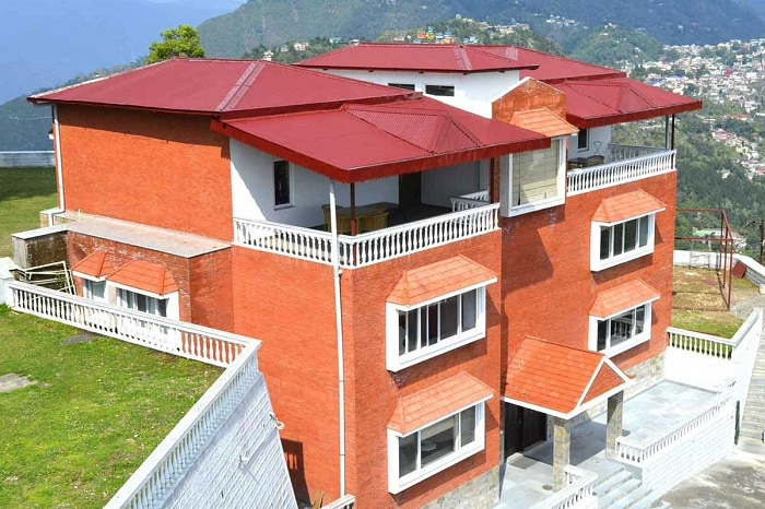 alber lodge cottage mussoorie