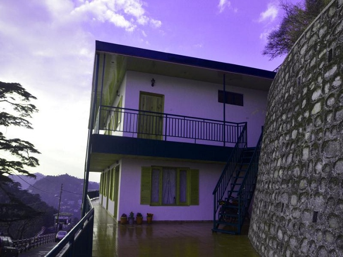 cliffe cottage in mussoorie
