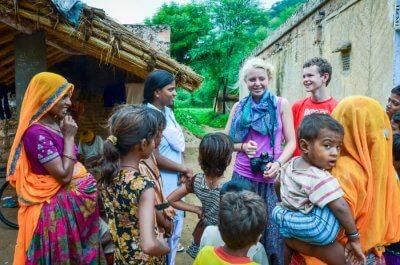 Volunteer Travel In India