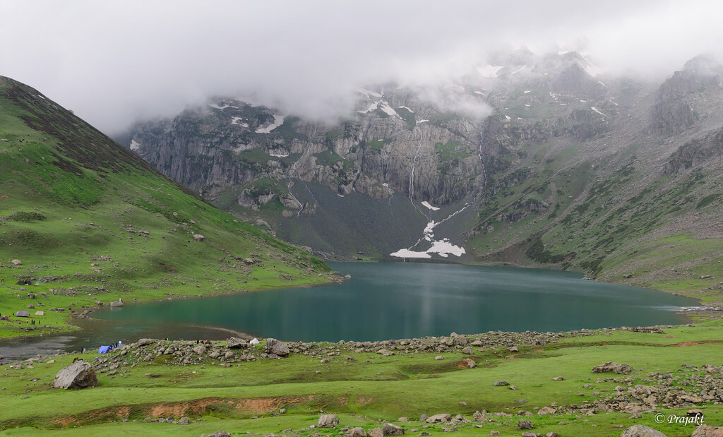 Gangabal Lake Kashmir
