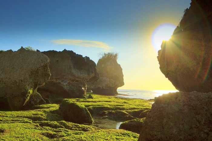 discover the hidden padang padang beach