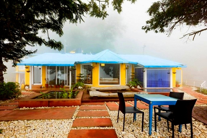 seclude cottsge mussoorie