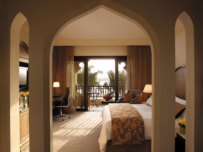 Shangri-La Hotel in Abu Dhabi