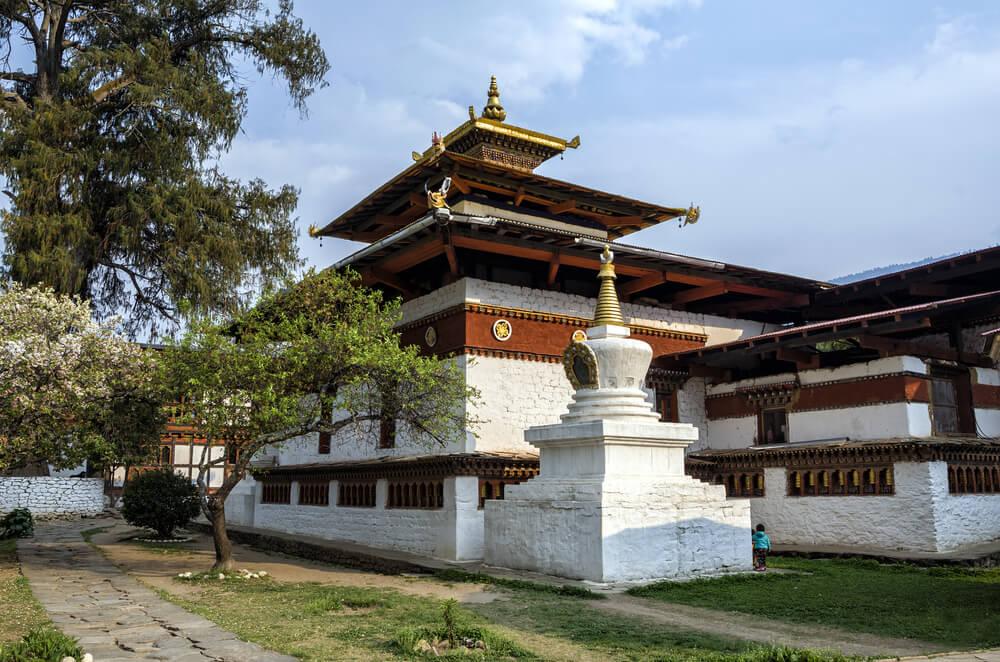 an ancient monastery