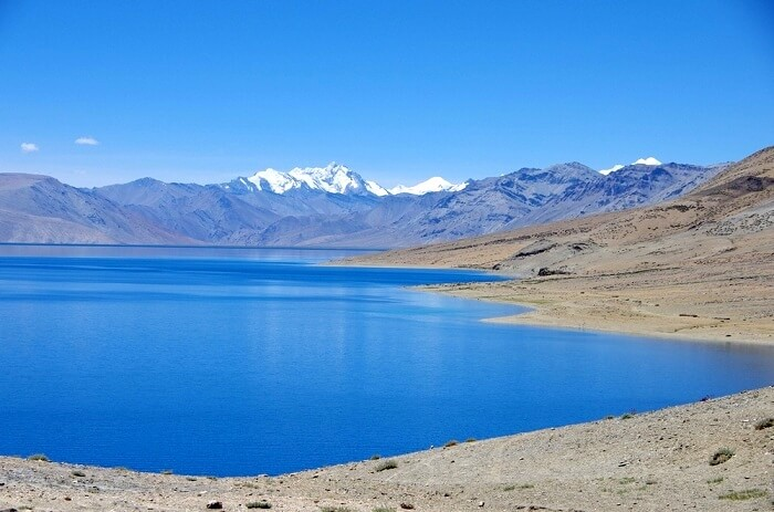 Tsokar Lake Kashmir