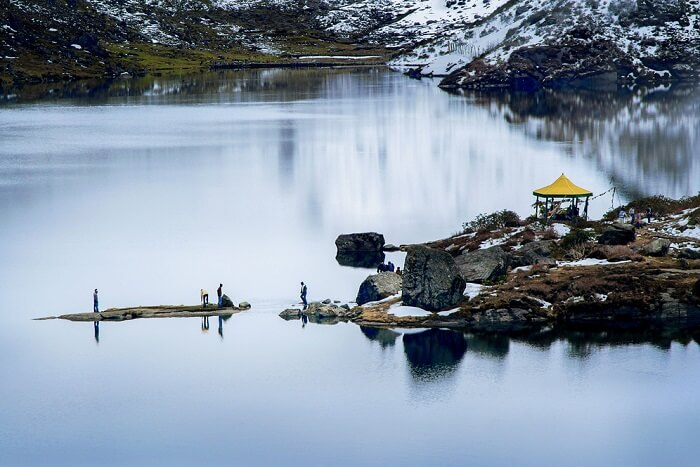 visit tsomgo lake in sikkim