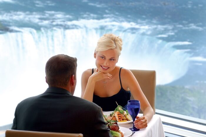 romantic restaurants in canada