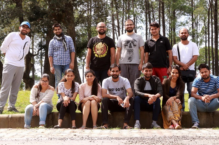 group trip to binsar