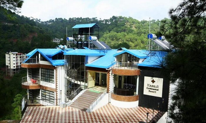 Kasauli Continental Resort