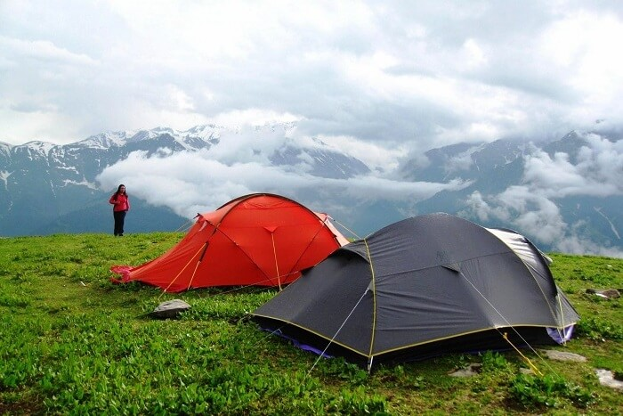 Tips for camping in Manali