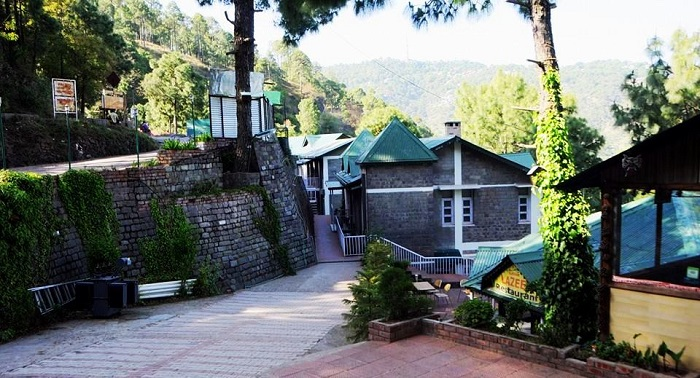 Blossom Resort, Kasauli
