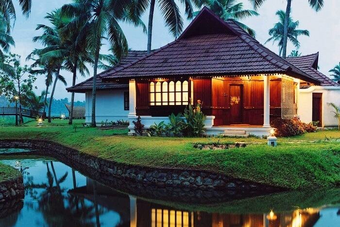 Romantic Villas in Kerala