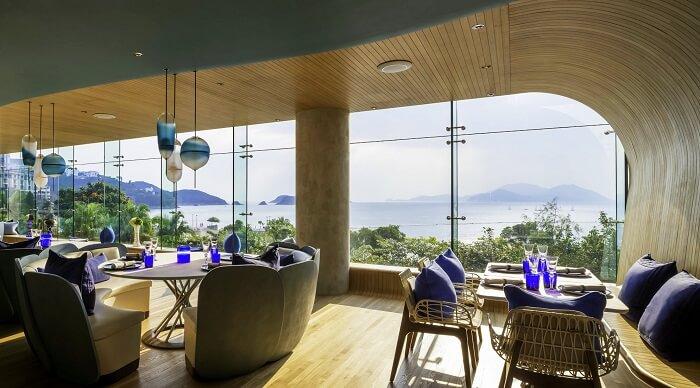 The Ocean by Olivier Bellin, Hong Kong