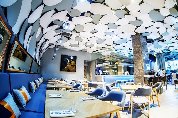 Upper Modern Bistro, Hong Kong