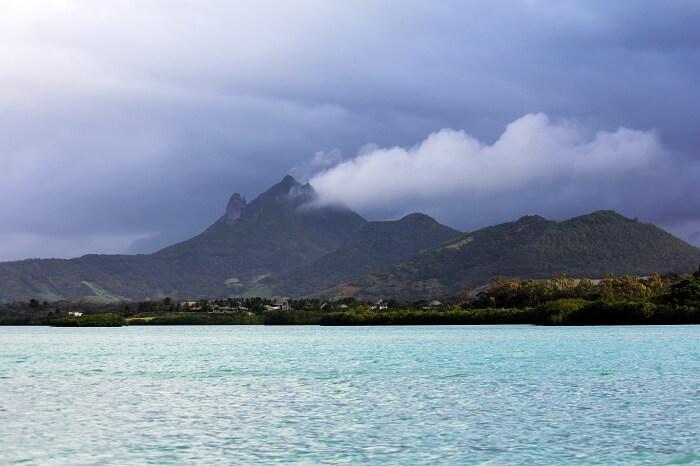 Island of Ile Aux Cerfs