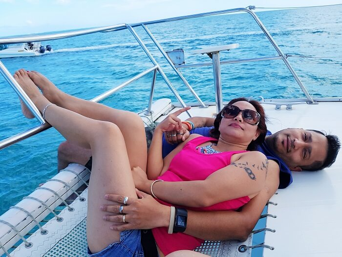 Mauritius cruise package