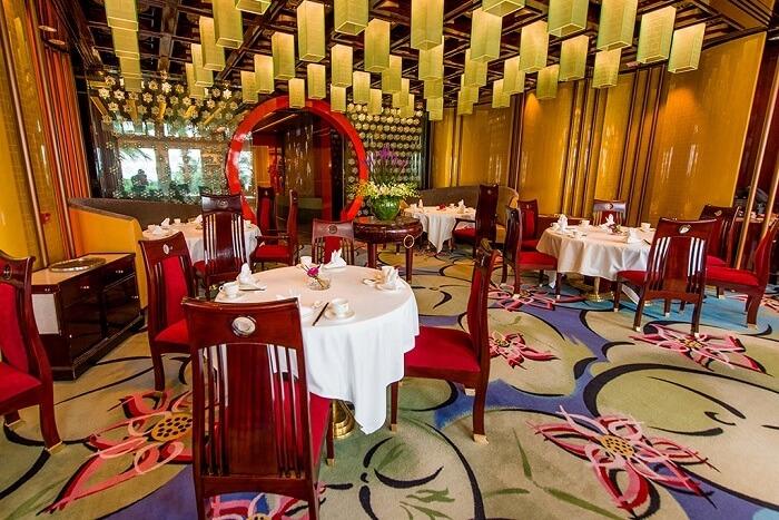 Restaurants in Disneyland Hong Kong