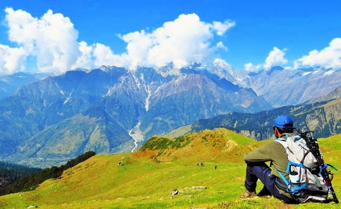 Average budget for camping in Manali
