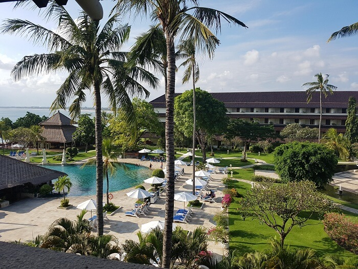 resorts of bali