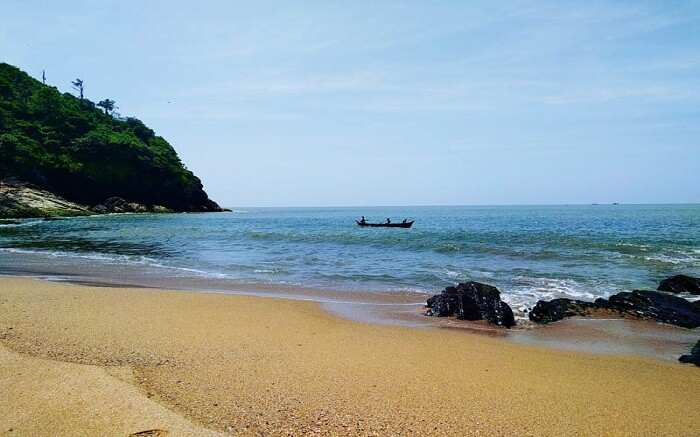 A day at Gokarna Main Beach