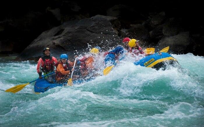 Karnali rafting trip