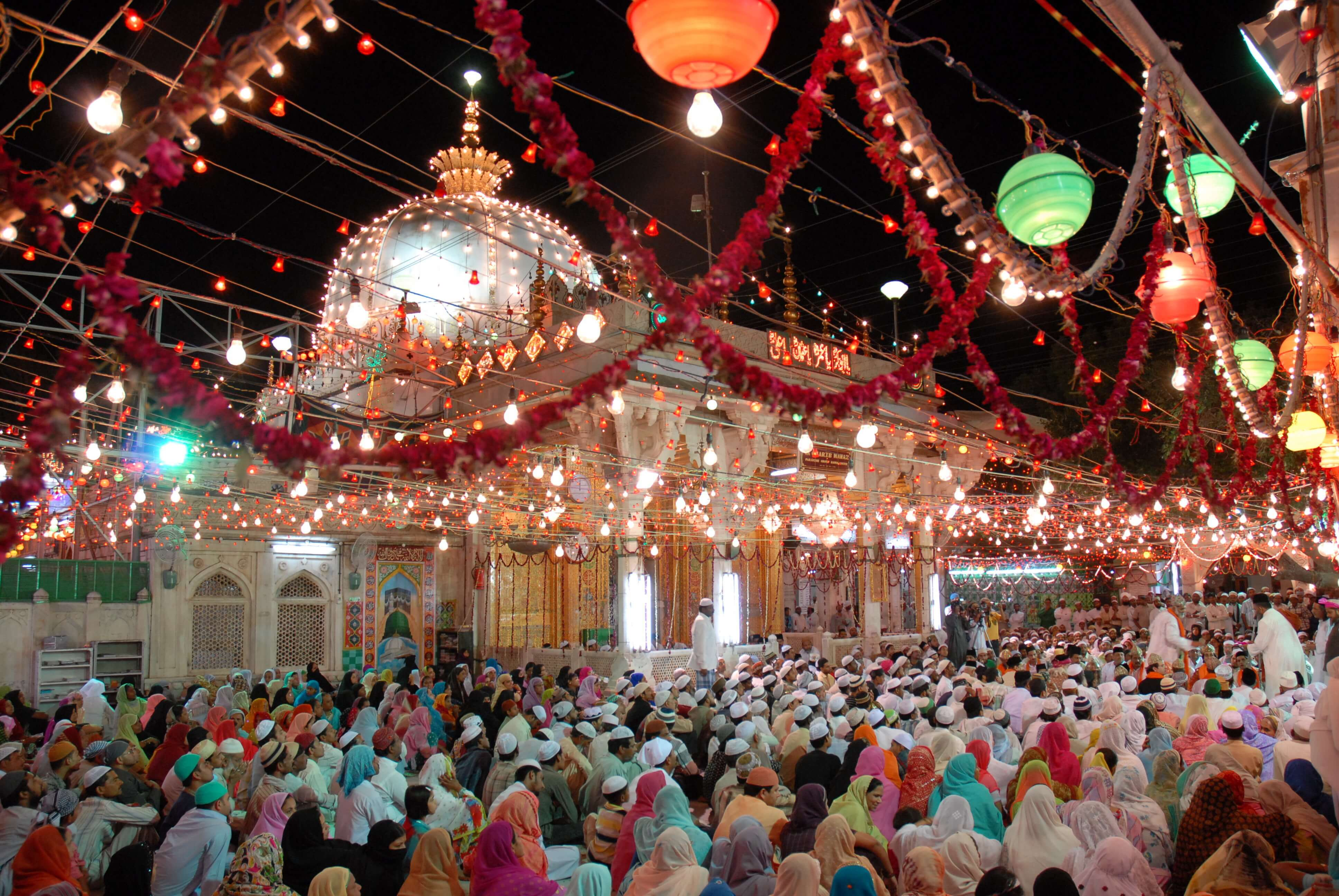Ajmer Sharif Dargah in Ajmer